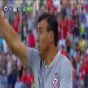 Sudamericano Sub 20: Chile [1] - 0 Brazil, 40' Iván Morales