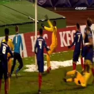 Viry-Châtillon 0 vs 6 Caen - Full Highlights & Goals