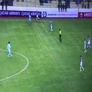 Bolívar 2-[4] Defensor Sporting (Ignacio Laquintana, 90+4')