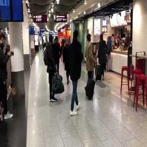 Rabbi Matondo arrived at Schalke, to be announced tomorrow