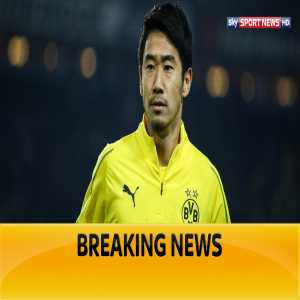 Kagawa on the verge of joining AS Monaco on a loan.