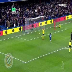 Chelsea [1]-0 Huddersfield : Higuain 16'