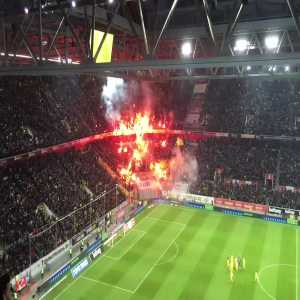 BVB fined €62,000 for the use of pyrotechnics vs Fortuna