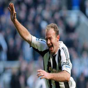 On this day in 2006 Alan Shearer became Newcastle United's record goal-scorer, finishing his career at the club with 206 goals. Only four current Premier League players have 100 goals: 🇦🇷 Sergio Aguero (157) 🏴 Harry Kane (122) 🇧🇪 Romelu Lukaku (109) 🏴 Peter Crouch (108)