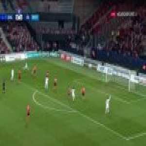 Guingamp 0-2 Lyon - Maxwel Cornet 49'