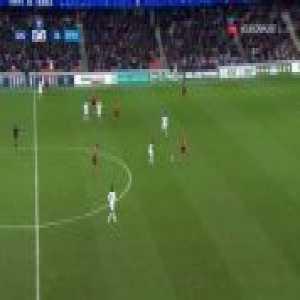 Guingamp [1]-2 Lyon - Alexandre Mendy 88'