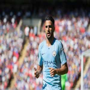 Riyad Mahrez has had 2 minutes of Premier League gametime in 2019