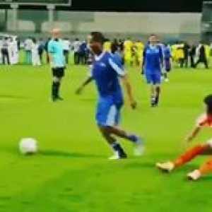 Ronaldinho didn't need to do 'em like that 😂 😂 😂