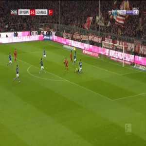 Bayern [2]-1 Schalke - Robert Lewandowski 27'