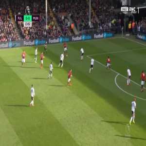Fulham 0-1 Manchester United - Paul Pogba 14'