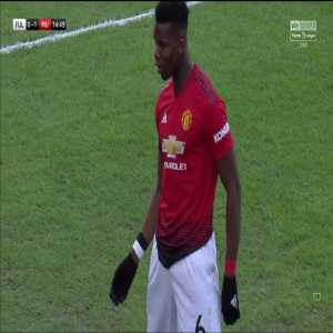 Paul Pogba has scored 10+ league goals in a single season for the 1st time in his career
