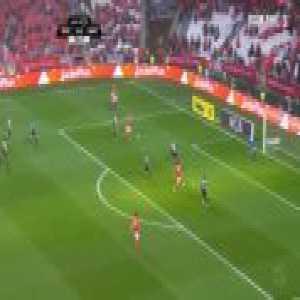 Benfica 1-0 Nacional - Alex Grimaldo 1'