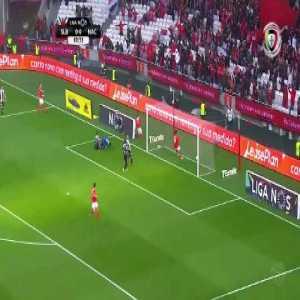 Benfica 10 vs 0 Nacional - Full Highlights & Goals