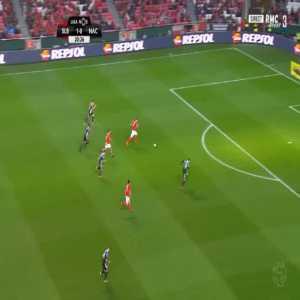 Benfica 2-0 Nacional - Haris Seferovic 21'