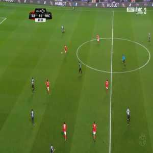 Benfica 9-0 Nacional - Rafa Silva 88'