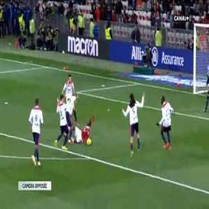 Nice 1 vs 0 Olympique Lyonnais - Full Highlights & Goals