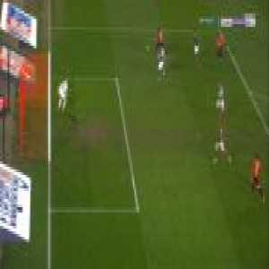 Rennes 2-0 Saint-Etienne - Hatem Ben Arfa penalty 87'