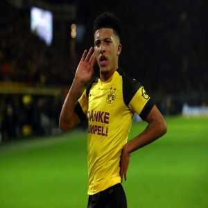 Borussia Dortmund's flight to London for their Champions League game against Tottenham has been delayed - because Jadon Sancho forgot his passport