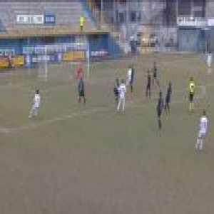 Inter Primavera 0-3 Fiorentina Primavera - Tòfol Montiel 54'