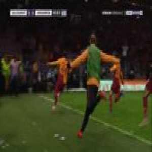 Galatasaray 1-0 Akhisarspor - Konstantinos Mitroglou 90'+4'