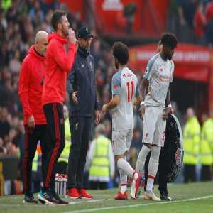 Salah against top 6 sides this season: 8 matches, 1 goal.