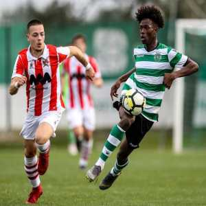 [Gerard Romero] Barcelona interested in 18 year-old Sporting CP winger Félix Correia