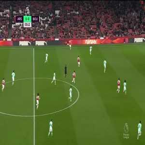 Arsenal 1-0 Bournemouth: Ozil