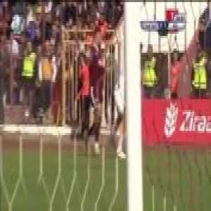 Hatayspor 0-1 Galatasaray [0-3 on agg.] - Mugdat Celik 21'