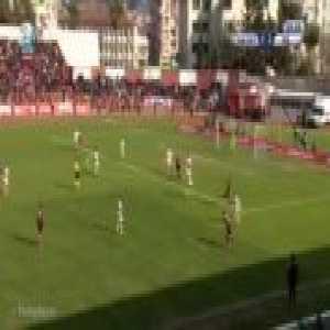 Hatayspor [4]-2 Galatasaray [4-4 on agg.] - Ismail Cipe OG 84' (Huge GK blunder)