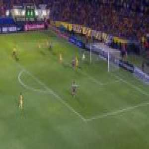 Tigres UANL 4-[1] Deportivo Saprissa - Mariano Torres 45'