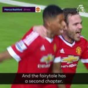 """""""A debut to remember forever""""  Marcus Rashford stunned Arsenal OnThisDay in 2016"""