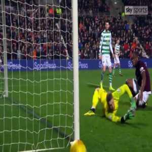 Hearts 1 vs 2 Celtic - Full Highlights & Goals