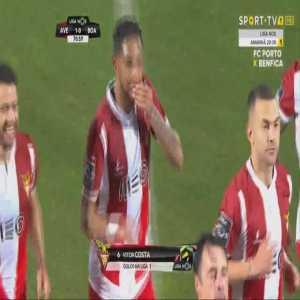 Aves 1-0 Boavista - Vitor Costa free-kick 71'