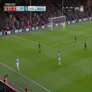 Bournemouth 0-1 Manchester City - Mahrez 55'