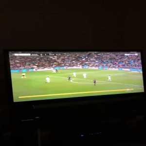 Coutinho feint against Modric