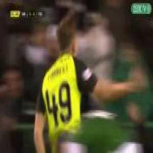 Hibernian 0-1 Celtic - James Forrest 62'
