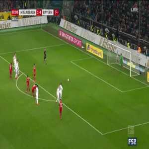 Mönchengladbach 1-[5] Bayern - Lewandowski 90'+1' (PK)