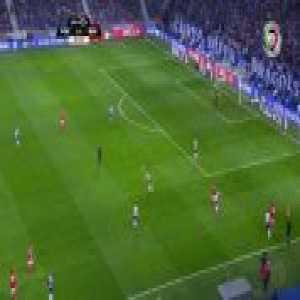 Pepe dives, proceeds to insult João Félix - 40' Porto x Benfica