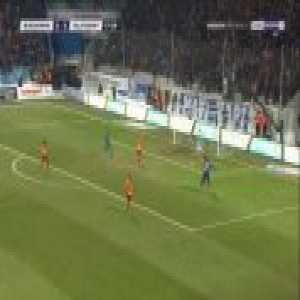 Erzurum BB 1-0 Galatasaray - Muhammed Rashad 18'