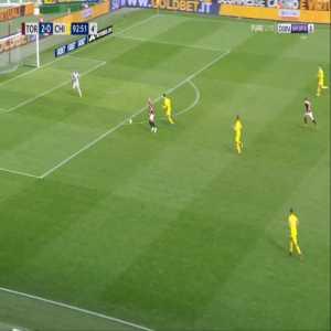 Torino 3-0 Chievo - Simone Zaza 90'+3'
