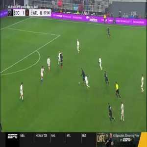 DC United [2]-0 Atlanta United - Luciano Acosta 58'