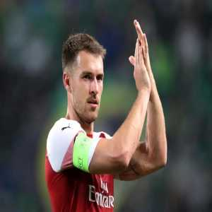 Aaron Ramsey scored Saturday against Tottenham, today Keith Flint and Luke Perry died... #RamseyCurse that power will be unstoppable once he signs for Juventus next summer.