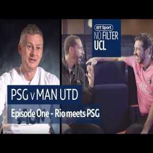 Rio Ferdinand interviews Thomas Tuchel and Gianluigi Buffon