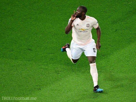 😱 Romelu Lukaku has scored more goals in his last 3 games than Mo Salah has in the whole of 2019