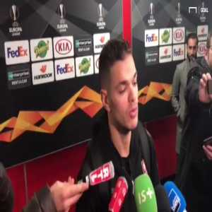 Ben Arfa after the game:'I found the same Unai Emery I knew, always very excited on the bench. I used to watch it from time to time and it made me laugh.