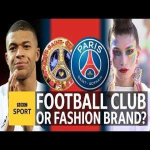 PSG: Football club or fashion brand? - BBC Sport