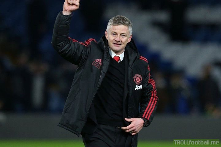 Ole Gunnar Solskjær will reportedly be made Man United's permanent manager soon and sign a contract worth £7.5m per year.  Well done and well earned 👏 👏