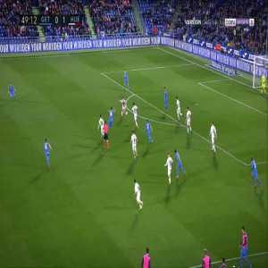 Getafe [1]-1 Huesca - Jaime Mata 50'