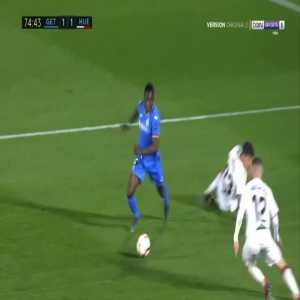 Getafe [2]-1 Huesca - Jaime Mata penalty 77'