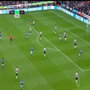 Newcastle United 0-1 Everton: Calvert-Lewin